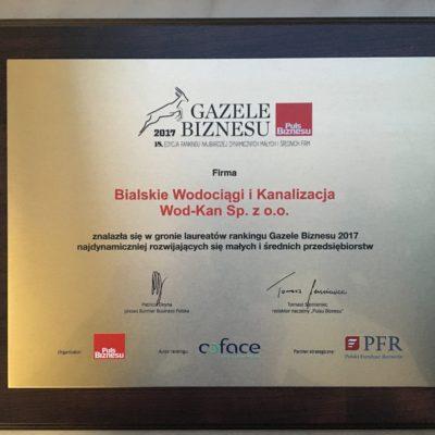 gazele 2017 2